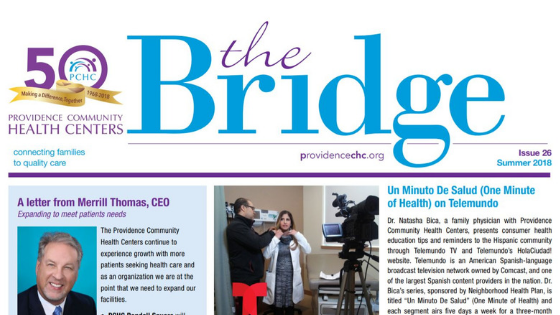 The Bridge Newsletter Issue 26 | 2018
